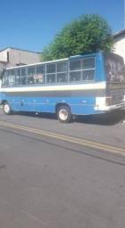 Micro onibus 1975, muito bom de mecânica Sp