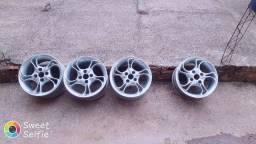 Vendo rodas aro 14 4×100