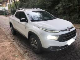 Fiat toro volcano diesel blindada 2017 com 10 anos de garantia