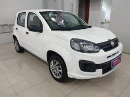 Fiat Uno Attractive 1.0 EVO Fire Flex Completo 2020