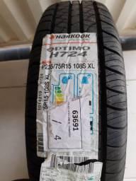 Quatro pneus Novos (Zerados)