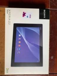 Tablet o Sony Xperia Z2 Por 1.100 REAIS