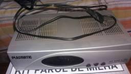 Receptores antena parabolica