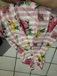 Bazar de meninas vestido , short