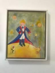 Quadros decorativos Pequeno Príncipe