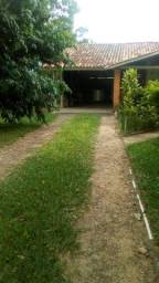 Velleda oferece sítio 4890m², c/ jardins casa, 5 açudes, condomínio fechado