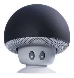 Caixinha De Som Para Celular Bluetooth Cogumelo Mini<br><br>