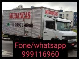 Fretes e mudanças em geral Contato pelo Whatsapp