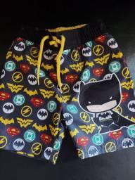Shorts para criança