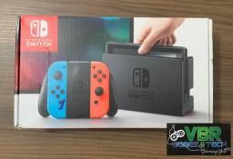 Nintendo Switch c/ Jogos