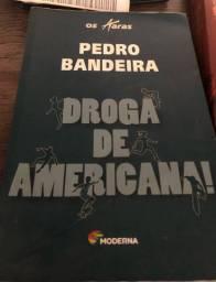 Livro droga de americana