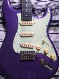 Guitarra Strato Tagima TW500 com captação em Alnico V