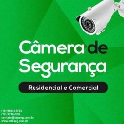 Instalação de Câmera