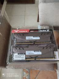 Memoria Teamgroup T-Force Dark Z 32 GB (2X16) Gaming ddr4