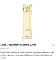 Linda perfume e desodorante Boticário promoção