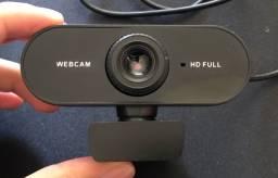 Webcam na caixa