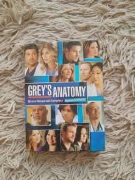 Dvd da série Grey's Anatomy