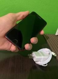Iphone 8 64gb red impecavel novissimo bateria 100%