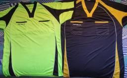 Kit camisas de árbitro topper
