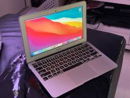 Apple Macbook Air 11p, 256gb SSD, Core i5, 4gb Ram, 351 ciclos, Perfeito 100%