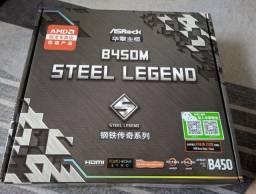 Ryzen 5 2600 + Asrock B450M