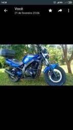 Moto Gs 500-E
