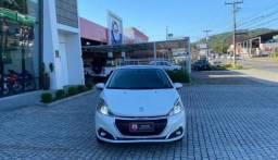 208 2016/2017 1.6 ALLURE 16V FLEX 4P AUTOMÁTICO