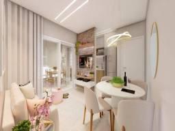 Apartamento 2 dorms. 1 suíte com varanda em Santa Bárbara D'Oeste / SP