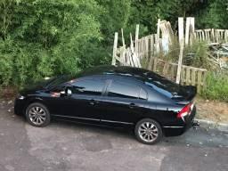 Honda Civic lxl completo automático top muito bem cuidado