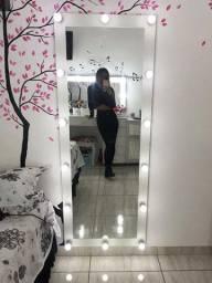 Camarim Corpo Todo Iluminado Espelho Beleza de Presente Para Mulheres de B.H. e Região