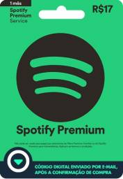 Gift card Spotify