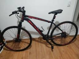 Bicicleta OGGI 29 peças Shimano bike+ 2 pneus extras