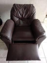 Poltrona reclinável do papai