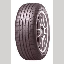 Pneu Novo Aro 15 195/65 R15 Dunlop Original Cobalt Zafira Corolla Spin Nacional promoçao