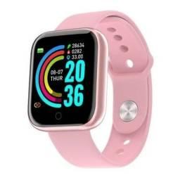 Y68 Smartwatch D20 relógio inteligente