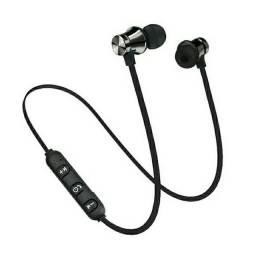 Fone De Ouvido Magnético XT11 Bluetooth 4.2 Esportivo Sem Fio