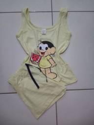 Baby Doll algodão ATACADO E VAREJO