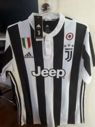 Camisa de Futebol Juventus Importada Novo