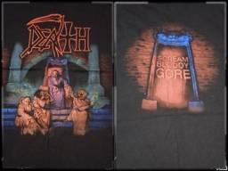 Camisas bandas de Rock