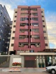 Apartamento com 3 dormitórios para alugar, 120 m² por R$ 2.450,00/mês - Centro - Cascavel/