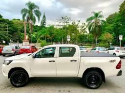 Hilux CD 2.8 4x4 STD 2018 Diesel (Mecânica)