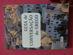Livro Guia de Conversação do Grego