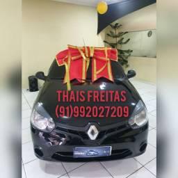 "*-*Renault Clio Expression 1.0 2014""BOULEVARD.AUTOMOVEIS"