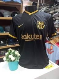 Título do anúncio: Camisa Nike FC Barcelona Tam.M