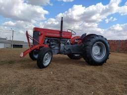 Título do anúncio: Trator Massey Ferguson MF 50X