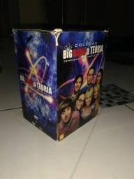 Box 8 temporadas Big Bang a teoria