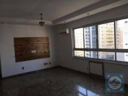Apartamento com 2 dormitórios para alugar, 200 m² por R$ 3.600,00/mês - Gonzaga - Santos/S