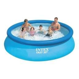 Vendo piscina inflável  novinha 5 mil litros
