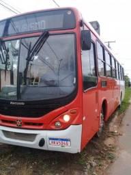 Frente de ônibus