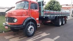 Caminhão MB 1513 ano 80 muito conservado